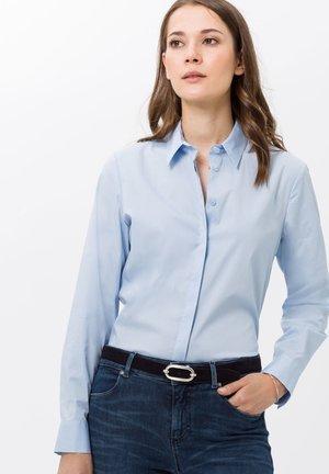 STYLE VICTORIA - Button-down blouse - aquamarine