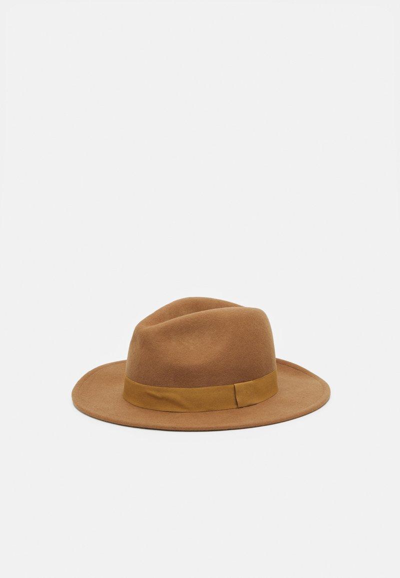 Burton Menswear London - FEDORA - Hat - stone