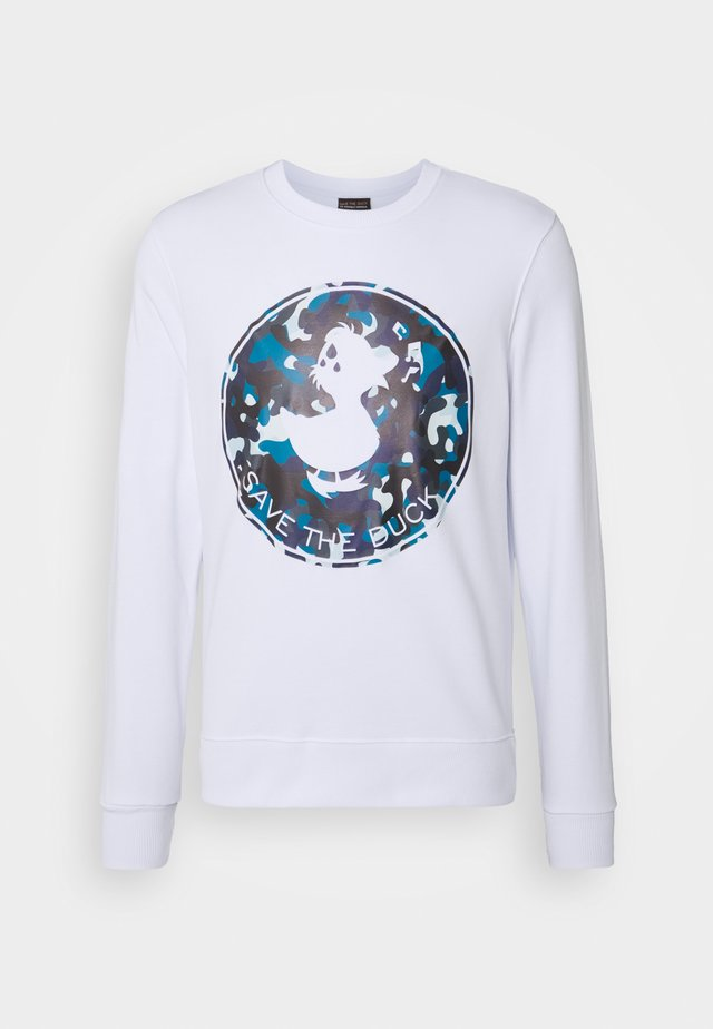 Sweatshirt - base bianco