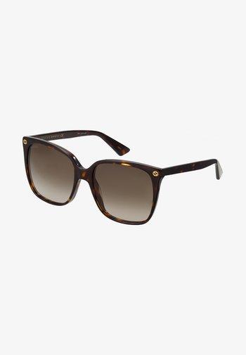 GG0022S - Sluneční brýle - havana/brown
