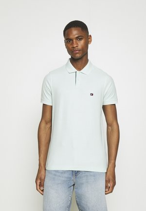 CONTRAST PLACKET SLIM  - Polo - oxygen