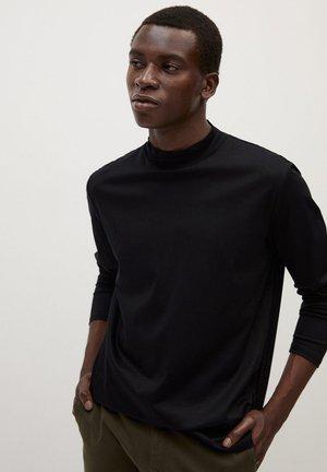 KASTOR - Long sleeved top - schwarz