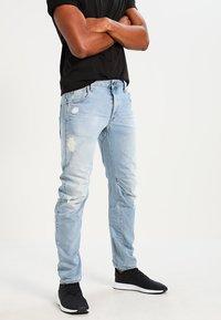 G-Star - ARC 3D SLIM - Džíny Slim Fit - blue - 0