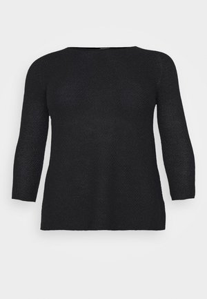 AUTUNNO - Jumper - black