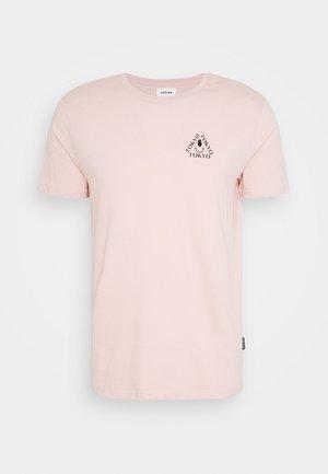 UNISEX - T-shirt print - pink
