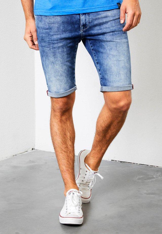 Shorts vaqueros - spring indigo