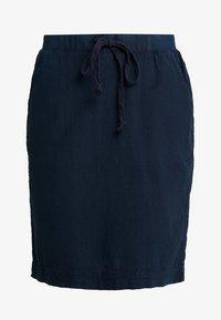 NAYA  - Pencil skirt - midnight marine