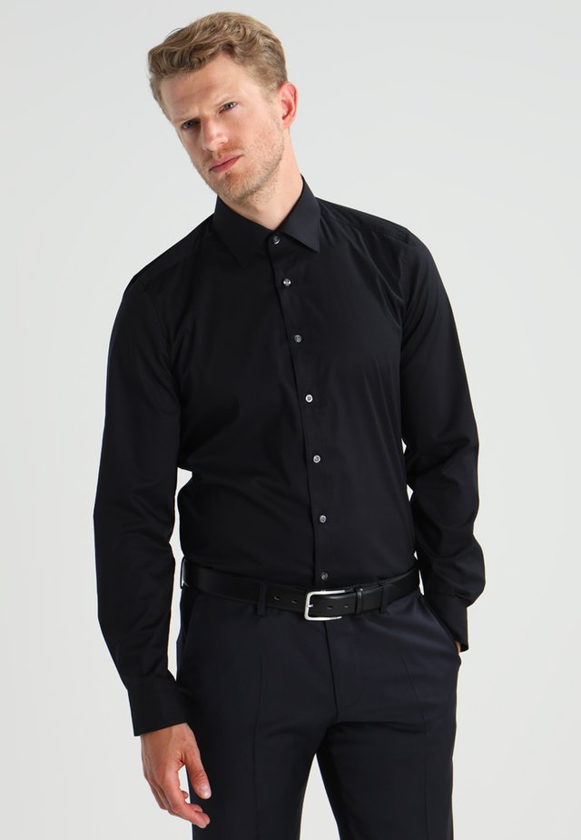 OLYMP LEVEL 5 BODY FIT - Formal shirt - schwarz