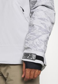 Oakley - ICE PULLOVER - Snowboard jacket - grey - 4