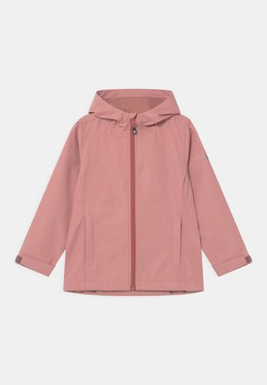 SOLID COL UNISEX - Soft shell jacket - ash rose