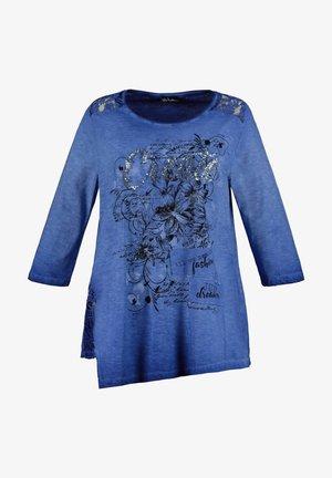 Blouse - königsblau