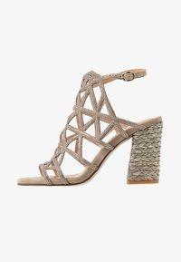 Alma en Pena - High heeled sandals - taupe - 1