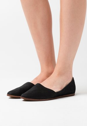 BLANCHETTE - Loafers - black