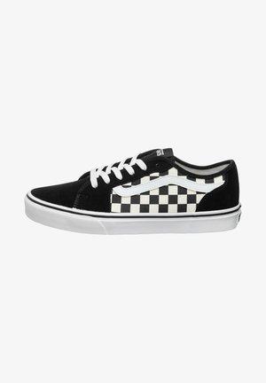 FILMORE DECON - Trainers - checkerboard black/white