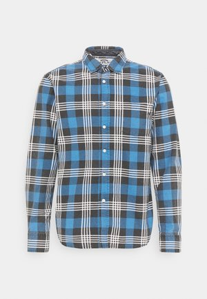 Camisa - light blue/black