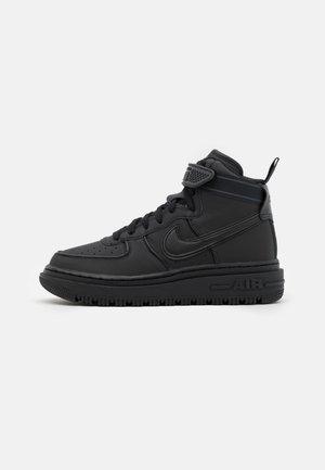 AIR FORCE 1  - Sneakers hoog - black/anthracite