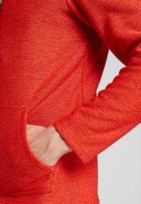 Icepeak - ATHOL - Fleece jacket - coral red - 5