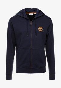 Timberland - CORE TREE  - veste en sweat zippée - dark sapphire - 3