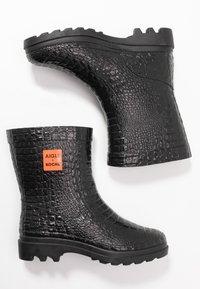 Aigle - KOCHE BOOT - Gummistøvler - noir - 3