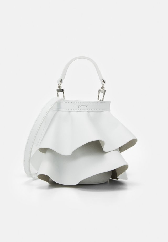 MINI ENVOLEE - Handbag - blanc