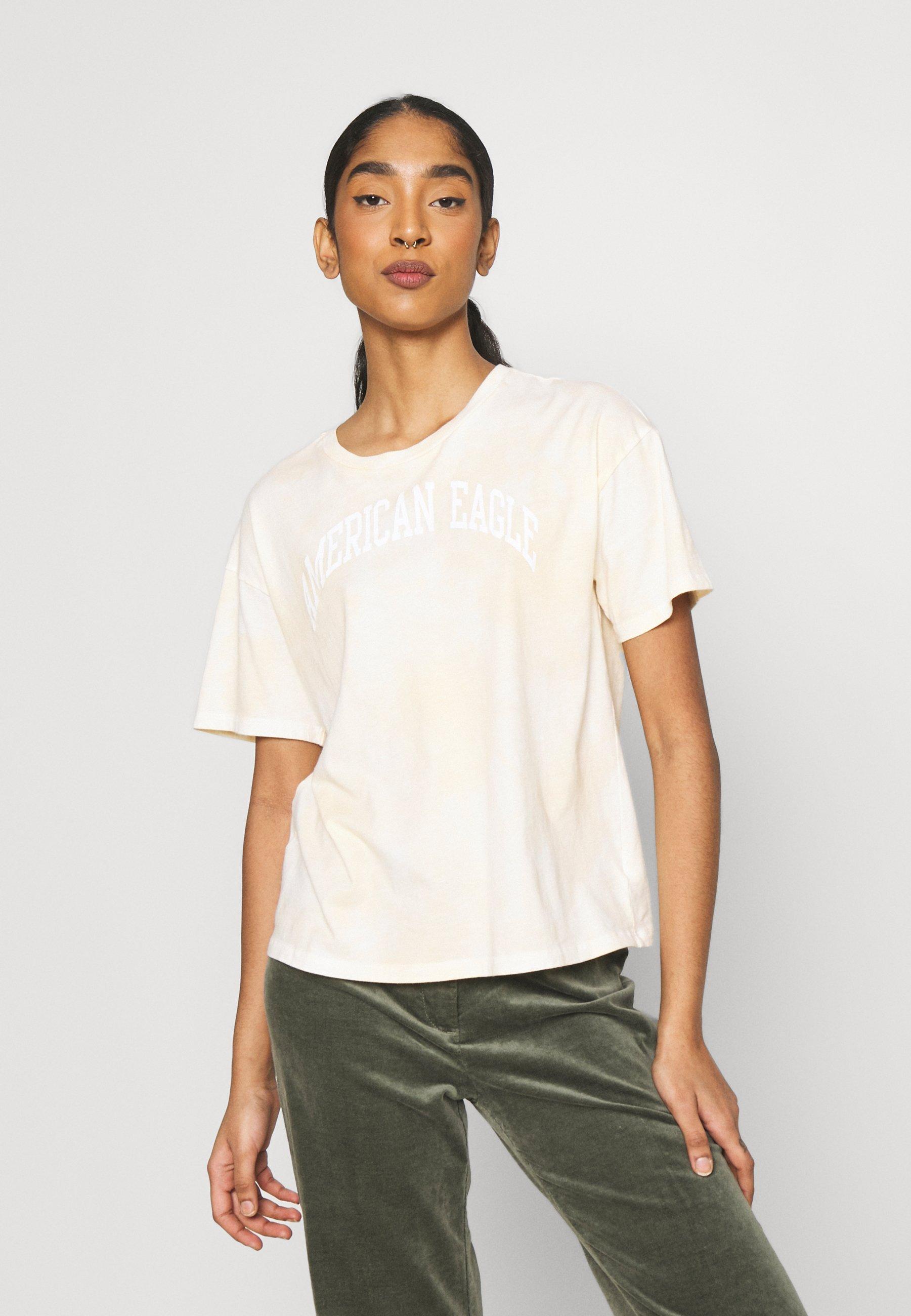 Damen TIE DYE BRANDED  - T-Shirt print
