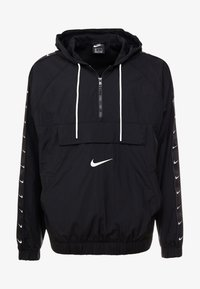 Nike Sportswear - Windbreaker - black/white - 3