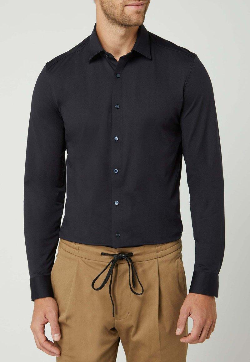 OLYMP No. Six - SUPER  - Formal shirt - marineblau