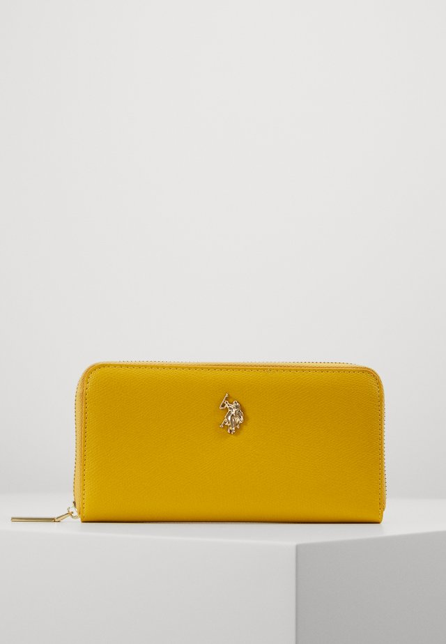 JONES - Portefeuille - yellow