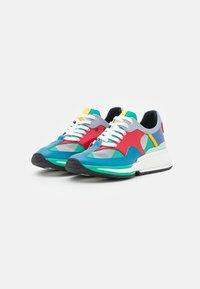 Kat Maconie - MARIANNE - Sneakers laag - slate/multicolor - 2