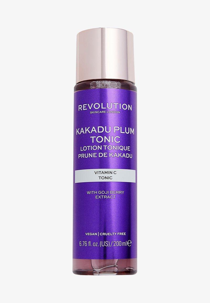 Revolution Skincare - KAKADU PLUM TONIC - Toner - -
