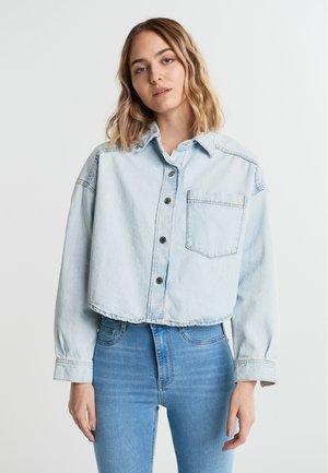 Koszula - bleached blue