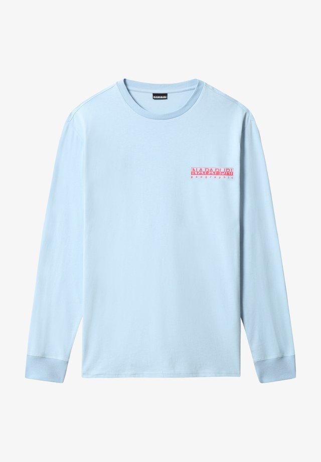 BEATNIK - Långärmad tröja - light blue dream