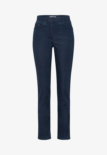 STYLE LAVINA - Slim fit jeans - stoned