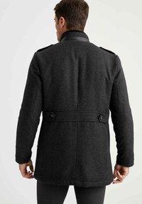 DeFacto - Klassinen takki - black - 2
