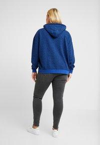 Levi's® Plus - GRAPHIC HOODIE - Hoodie - sodalite blue - 2