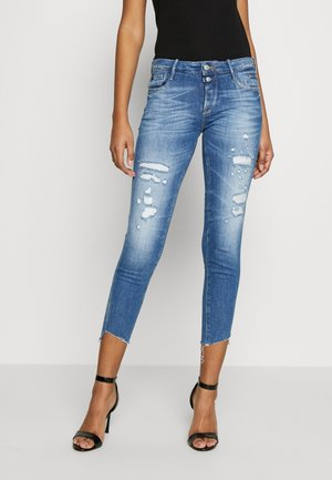 POWER - Jeansy Skinny Fit - blue