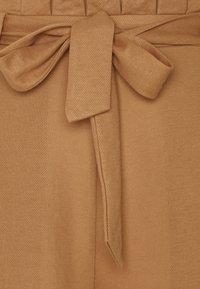 Vero Moda - VMKAYLA CULOTTE PANT - Bukse - tobacco brown - 2
