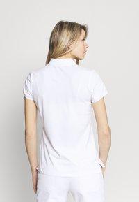 Polo Ralph Lauren Golf - KATEBEAR SHORT SLEEVE - Polo shirt - pure white - 2