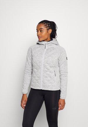 ASHBY - Fleece jacket - light grey