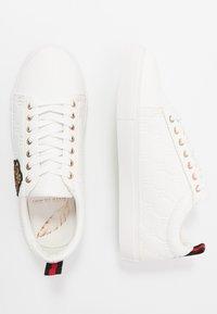 River Island - Sneakersy niskie - white - 1