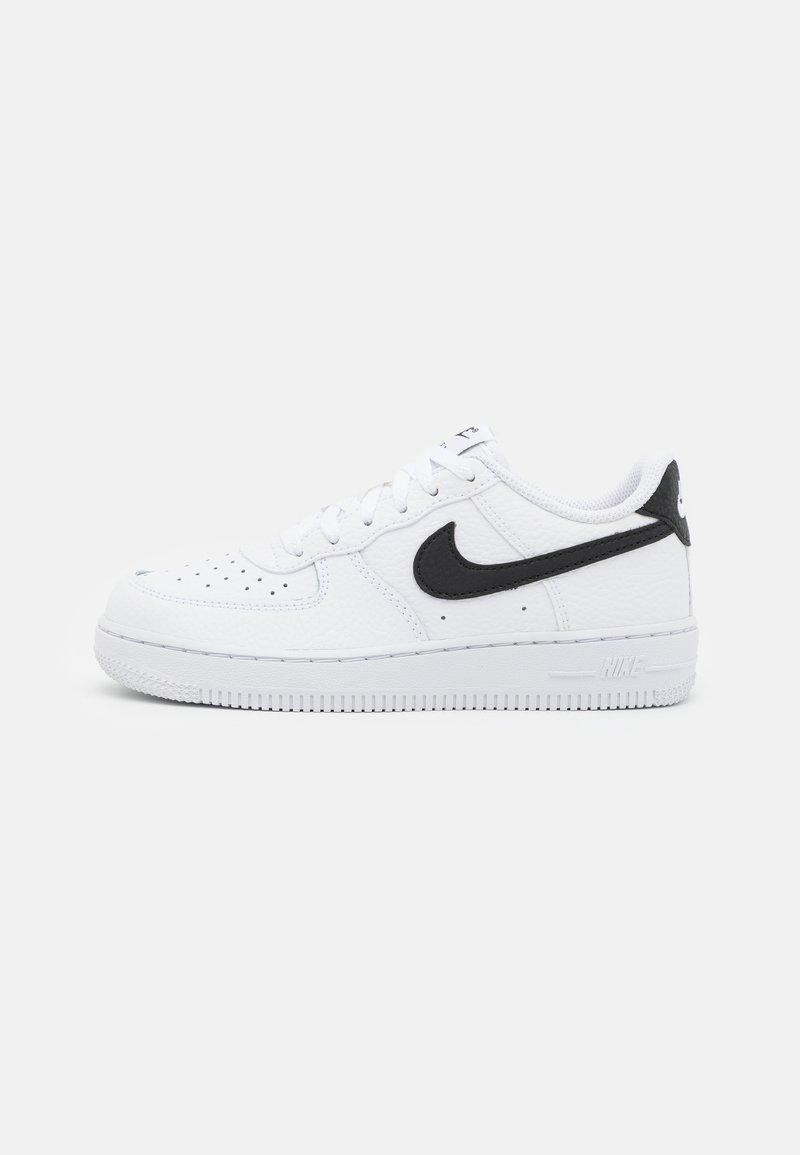 Nike Sportswear - FORCE 1 - Trainers - white/black