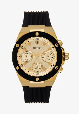 LADIES SPORT - Uhr - black/gold-coloured