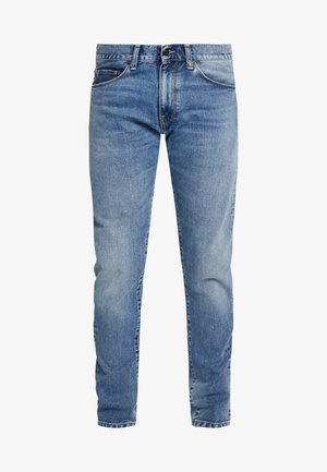 VICIOUS PANT MAITLAND - Jeansy Slim Fit - blue worn bleached