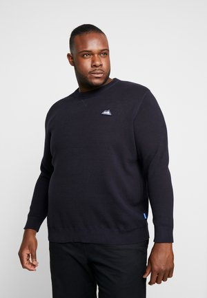JORDOUBLE CREW NECK - Jumper - sky captain