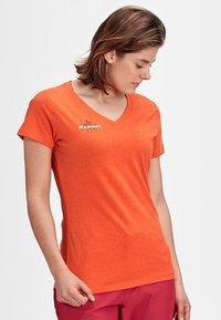Mammut - Print T-shirt - poinciana - 0
