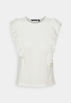 VMLEAH - Print T-shirt - birch