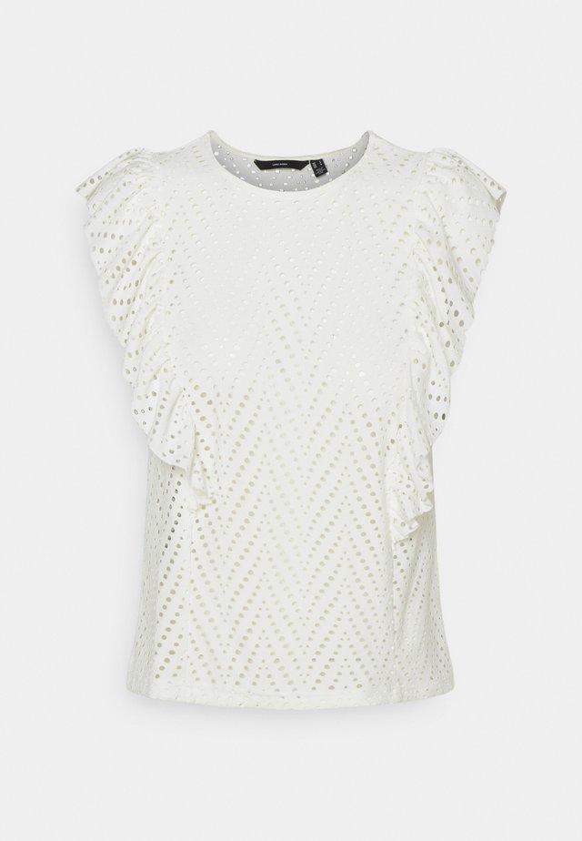 VMLEAH - T-shirt print - birch