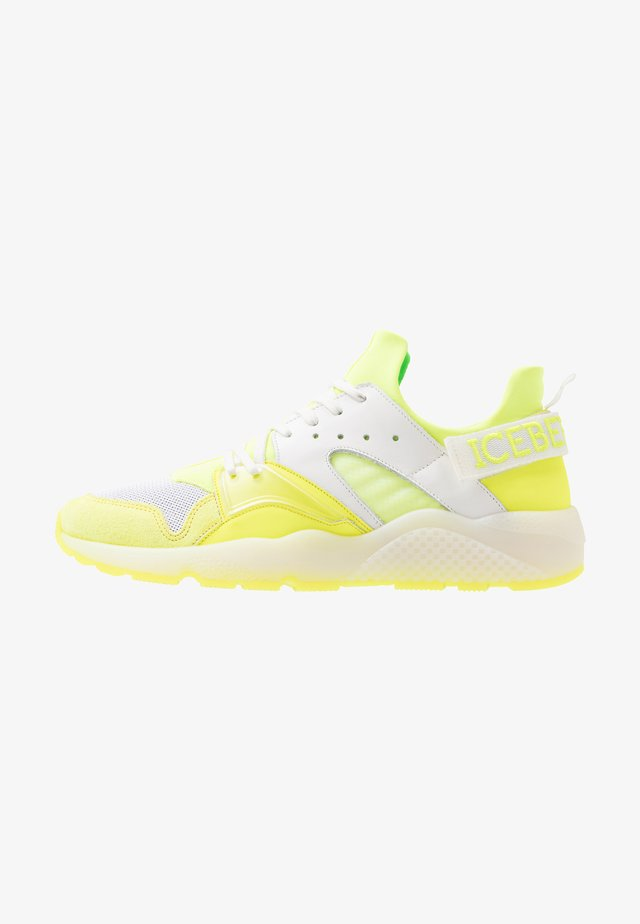 CANARIA - Trainers - yellow