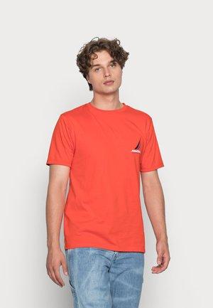 DANDY TEE - T-shirt basique - red