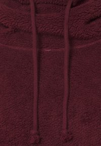 Hollister Co. - REVERSIBLE SHERPA - Fleece jumper - tan/rust - 3